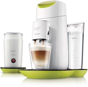 Kaffeemaschine Pads