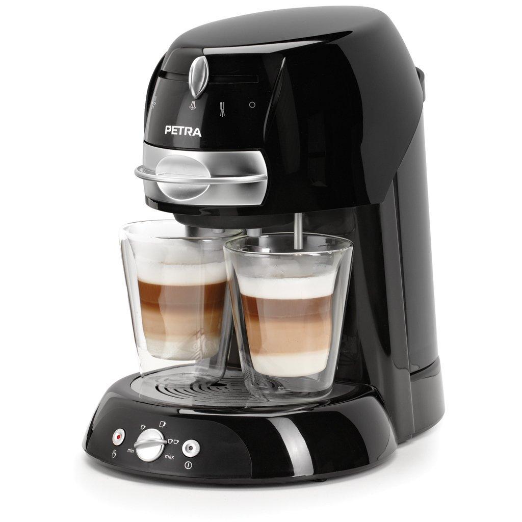 test kaffeemaschine pads